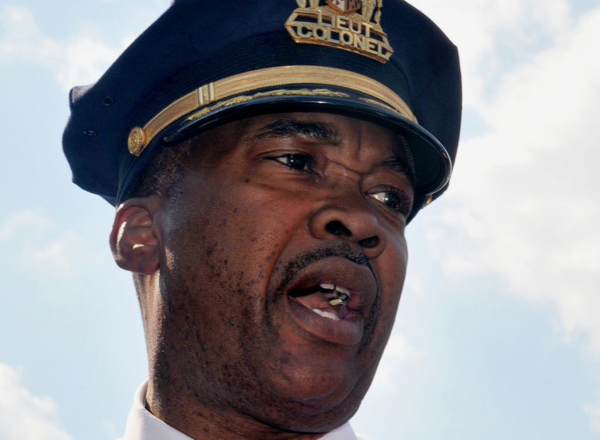 CHIEF MELVIN RUSSELL - Baltimore City PD, Maryland