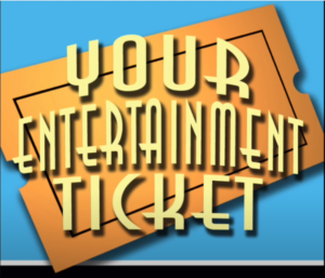 Your Entertainment Ticket — Interview with Al McGhee 5/17/21